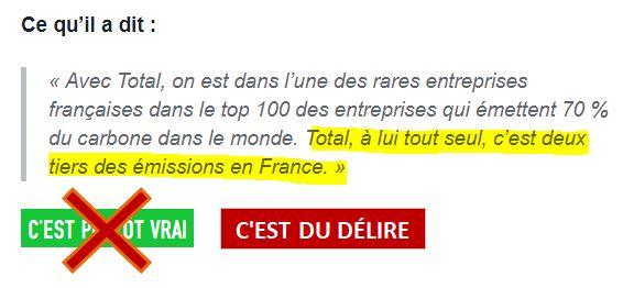 """Fake News ?] Encore un plantage """"Total"""" des Décodeurs du Monde…"""