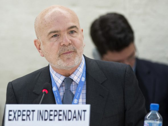 France : des experts de l'ONU dénoncent des restrictions graves aux droits des manifestants « gilets jaunes » dans - DROITS 1-46-590x443