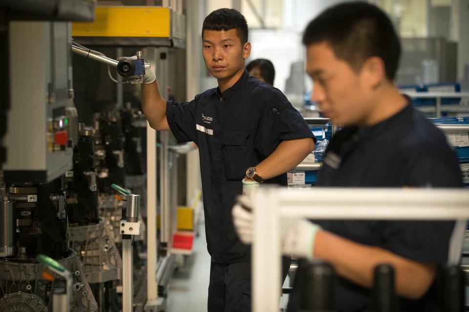 Les niveaux de salaires en Chine atteignent voire dépassent ceux de certaines régions d'Europe