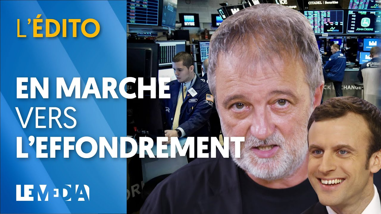 En marche vers l'effondrement. Par Denis Robert