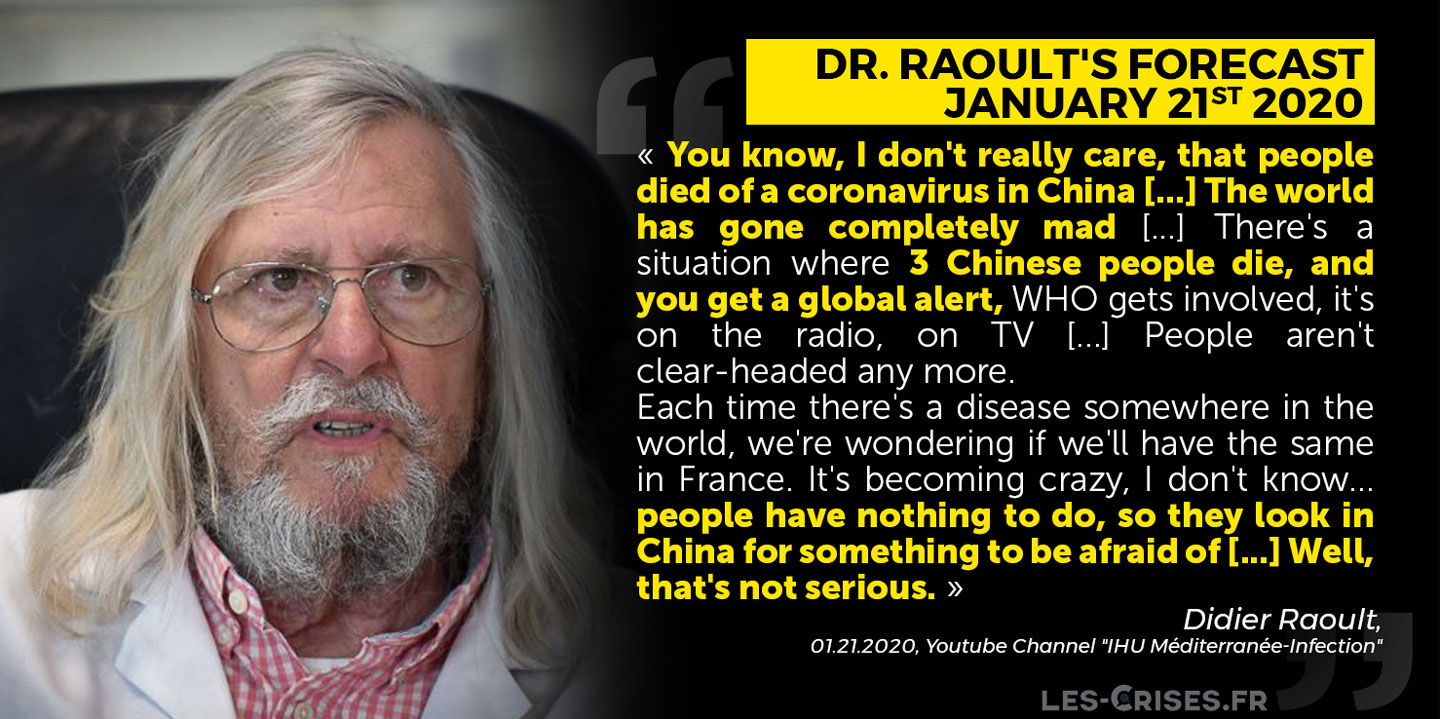 » Who is French Dr. Raoult ? Anti-Establishment Rebel or ...