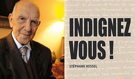 Interview exclusive] Stéphane Hessel : « Ce qui se passe actuellement est  très dangereux ! »