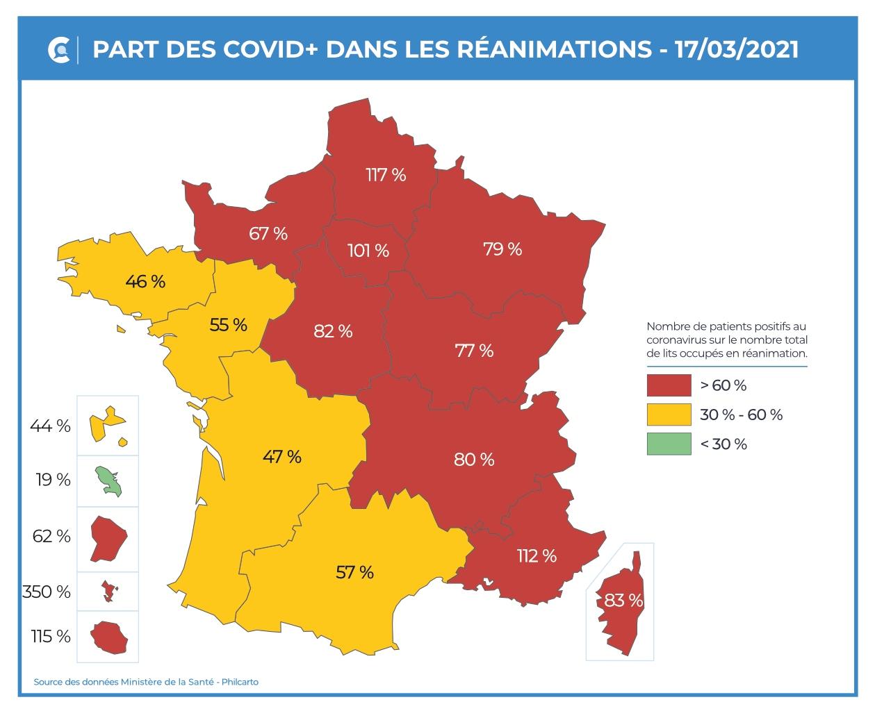 Covid : Seconde vague et REconfinement. - Page 9 58-carte-taux-reanimations-france-18